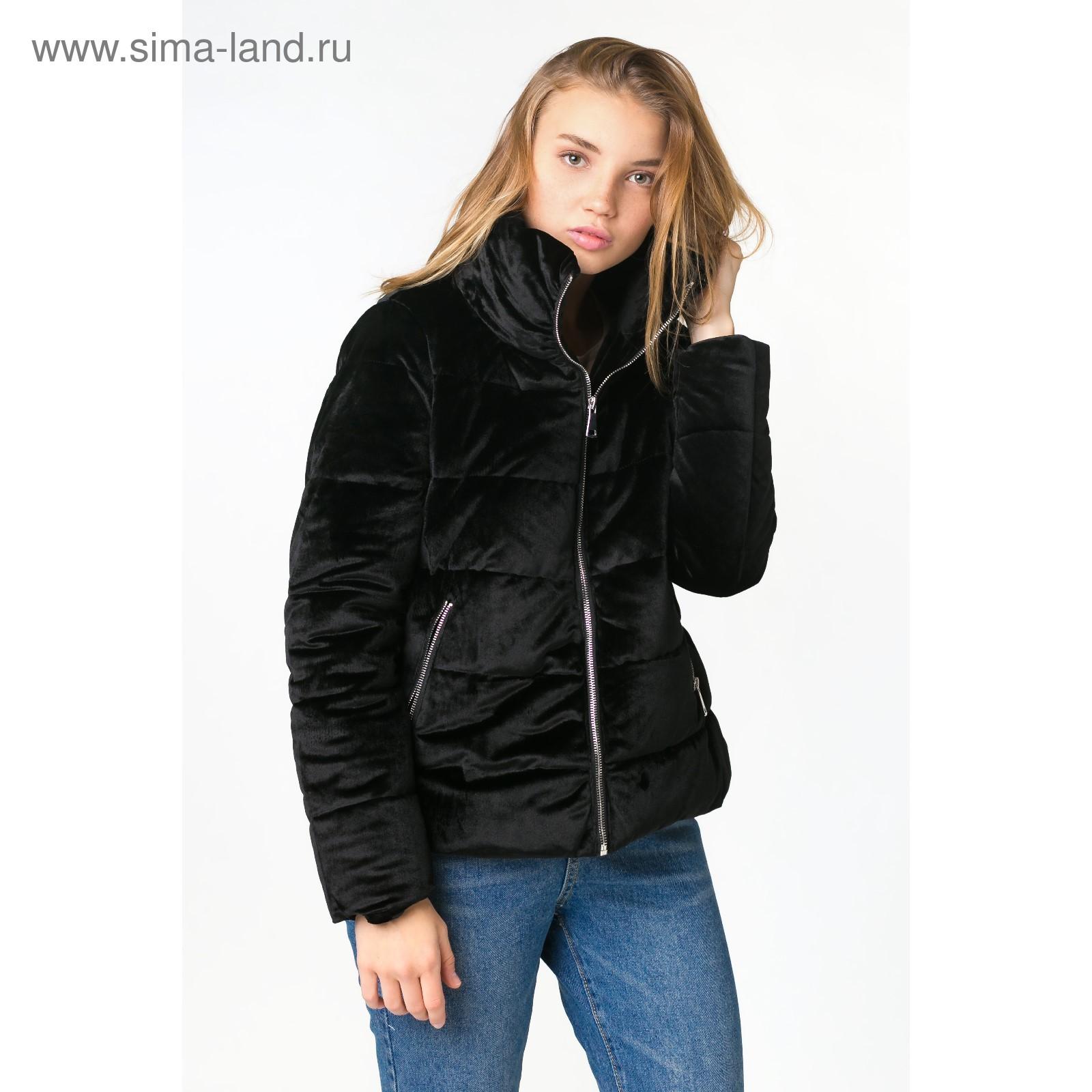 Куртка женская утепленная бархатная aa1958c12e88d