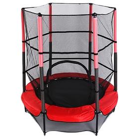 Батут EVO Jump MINI 4,5 ft, с внутренней сеткой, d=140 см