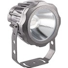 Прожектор светодиодный LL-887, 20W, свет холодный белый, IP65, цвет металлик