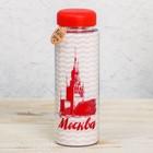 Бутылка для воды «Москва» (Спасская башня), 500 мл
