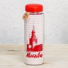 "Water bottle ""Moscow"" (Spasskaya tower), 500 ml"