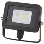 Светодиодный прожектор ЭРА LPR-10-2700К-М SMD Eco Slim, 10 Вт, 2700 К, 700 Лм, 113х80х25 мм