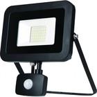 Светодиодный прожектор ЭРА LPR-50-2700K-M-SEN SMD Eco Slim, 50 Вт, 2700 К, 3500 Лм, сенсор