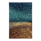 "Фотофон винил ""Сверкающий дождь"" 80х125 см"