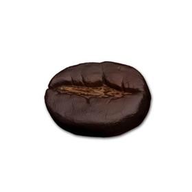 """Пластиковая форма для мыла """"Кофе зерно"""" 8х6х2 см"""
