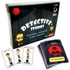 """Настольная игра """"Детективные истории: Человек, который всем надоел"""" R-405"""