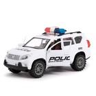 Машина инерционная «Полицейский джип» - фото 105656294
