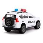 Машина инерционная «Полицейский джип» - фото 105656296