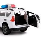 Машина инерционная «Полицейский джип» - фото 105656297