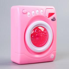 """Стиральная машина """"Маленькая хозяйка"""" феи ВИНКС: Блум, световые эффекты, звук воды, МИКС"""