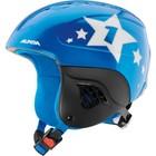 Зимний шлем Alpina 2018-19 CARAT blue-star, обхват 51-55 см