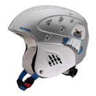 Зимний шлем Alpina CARAT ice bear, обхват 48-52 см