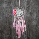 """Ловец снов """"Цветочные сны, розовый"""" 40х15 см"""