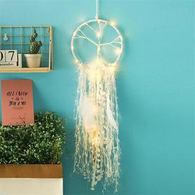 """Ловец снов """"Светящееся дерево"""" 55х16 см"""