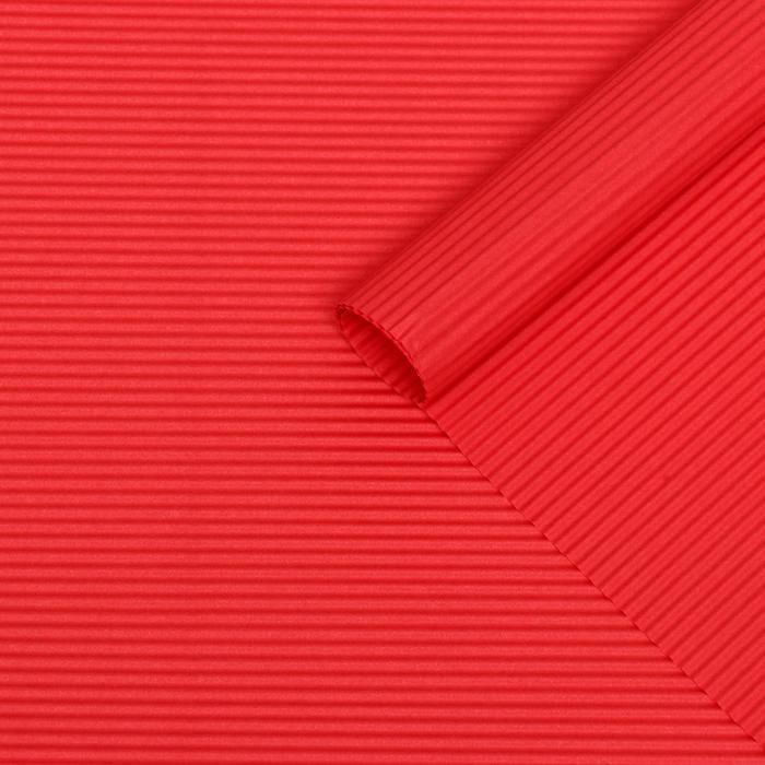 Бумага гофрированная, цвет темно-красный, 50 х 70 см