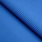 Бумага гофрированная, голубая, 50 см х 70 см
