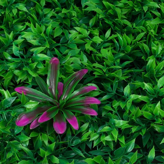 Декоративная панель, 40 × 60 см, «Большие цветы»