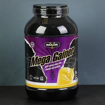 Гейнер Maxler Mega Gainer 4540 г Vanilla