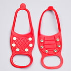 Ice Standard 6+6 spines, and the option, red, 35 - 45 size