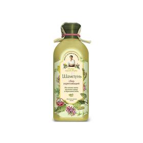 Шампунь Рецепты бабушки Агафьи «Сбор укрепляющий», для всех типов волос, 350 мл