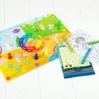 """Развивающий набор для творчества """"Изучаем времена года"""" + карандаши, пластилин - фото 105527503"""