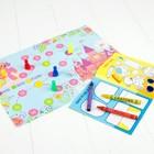 """Развивающий набор для творчества """"Замок принцессы"""" + карандаши, пластилин - фото 105527523"""