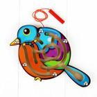 "Magnetic labyrinth ""Bird"""