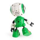 Робот «Вольт», световые и звуковые эффекты, работает от батареек, цвета МИКС - фото 105508080