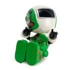 Робот «Вольт», световые и звуковые эффекты, работает от батареек, цвета МИКС - фото 105508081