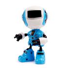 Робот «Вольт», световые и звуковые эффекты, работает от батареек, цвета МИКС - фото 105508083