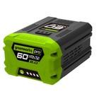 Аккумулятор GreenWorks G60B2 (2918307), 60 В, 2 Ач, Li-Ion