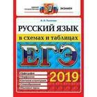 Русский язык в схемах и таблицах. ЕГЭ 2019. Политова И.Н.