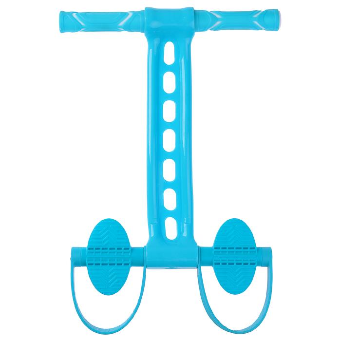 Эспандер для пресса, 35 х 30 см, цвета МИКС