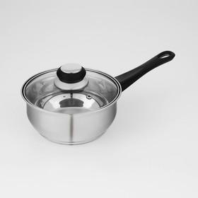 Astell 1.4l bucket, 16cm, capsule bottom, glass lid