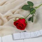 """Цветы искусственные """"Роза Аква"""" 5*40 см, красный"""