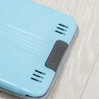 Набор для уборки: ведро с отсеками для полоскания и отжима 12 л, швабра плоская, запасная насадка из микрофибры - фото 4644121