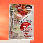 Маска JAPAN GALS с экстрактами 10 фруктов, 7 шт