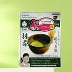 Маска для лица SUNSMILE Essence Успокаивающая с экстрактом зеленого чая, 1 шт