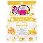 Маска для лица SUNSMILE Yougurt, на йогуртовой основе, с фруктами, 1 шт.