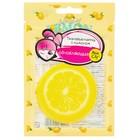 Обновление кожи с лимоном