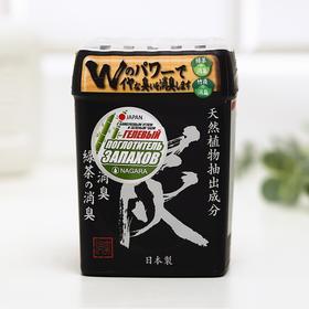 Поглотитель запаха NAGARA, гелевый, с бамбуковым углем и зелёным чаем, 320 г
