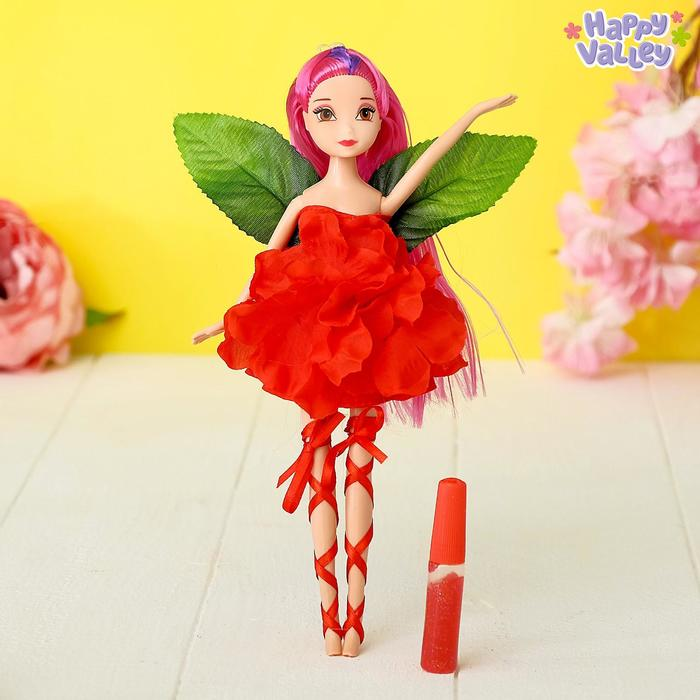 Кукла «Фея гортензий»