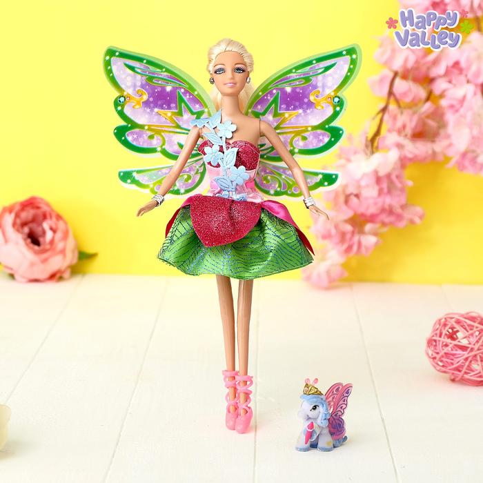 Кукла «Волшебная фея Оливия», МИКС