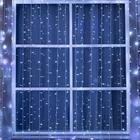 ЗАНАВЕС уличная, УМС, Ш:2 м, В:9 м, Н.Б. 3W LED-1800/450-220V, мерцание, БЕЛЫЙ