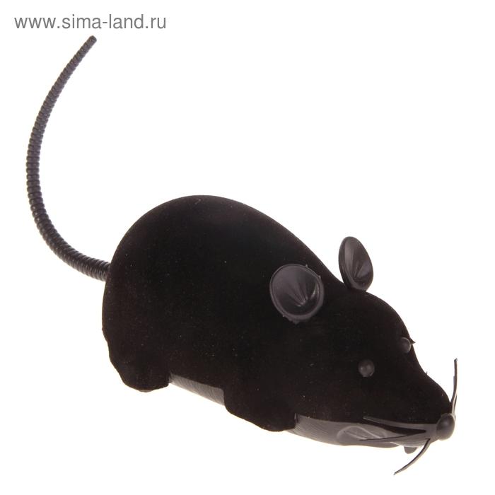 """Прикол """"Мышь"""" механическая"""