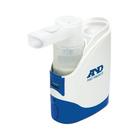 Ингалятор A&D CN-234, 12 Вт, компрессорный, шум 70 дБ, работа до 20 мин, белый