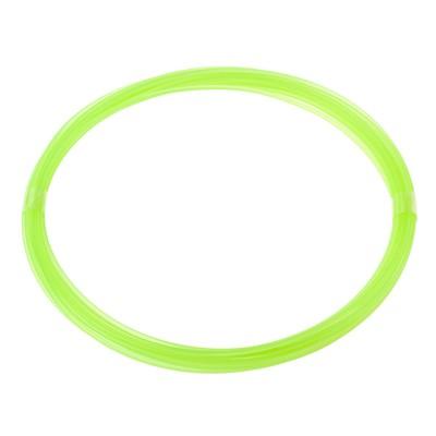 Пластик PLA, для 3Д ручки, длина 5 м, светло-зеленый