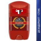 Tвердый дезодорант Old Spice Champion «Яркий аромат», 50 мл