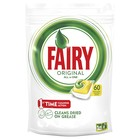 Средство для мытья посуды в посудомоечных машинах Fairy All in 1 лимон, 60 шт