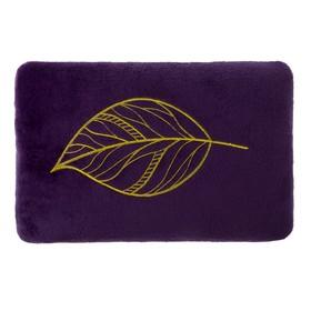 """Pillow """"Ethel"""" Fern, purple, R. 40 x 30 cm, 100 % p/e"""